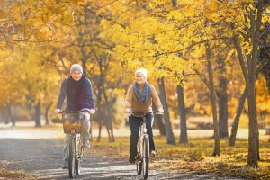 Healthy Couple | health affects cash net worth