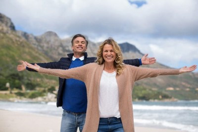 couple spread arms | How to Get More Income from Investments