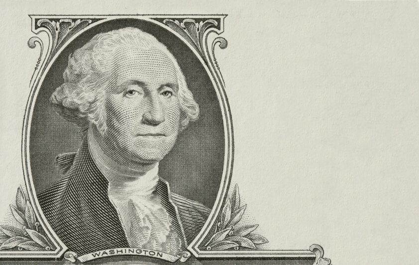 washington dollar | how to know if the stock market will go up or down