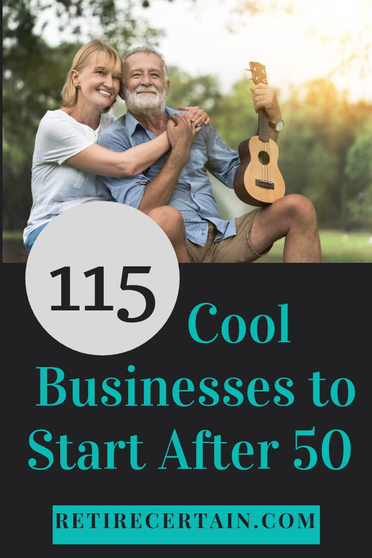 Businesses to Start Later in Life