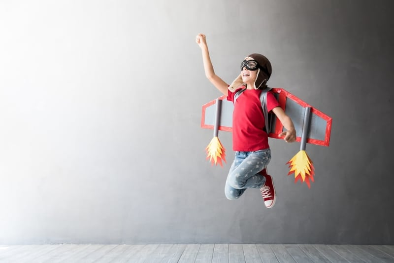 kid jetpack | investing in startups for individuals