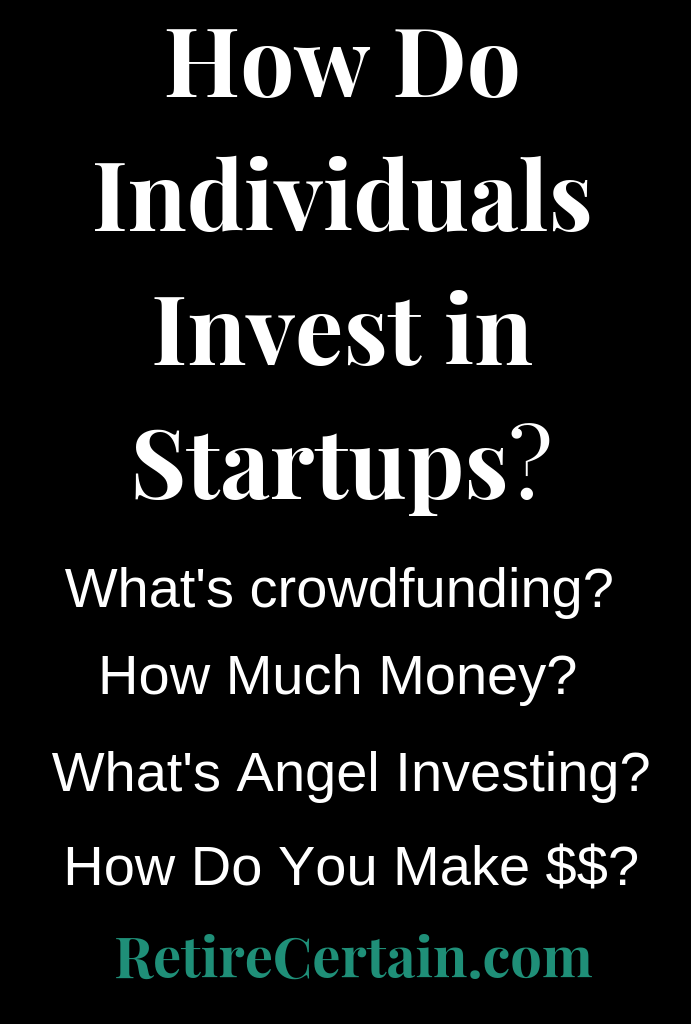 Investing in Startups for Individuals