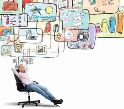 woman brainstorm | Starting an Online Business After 50