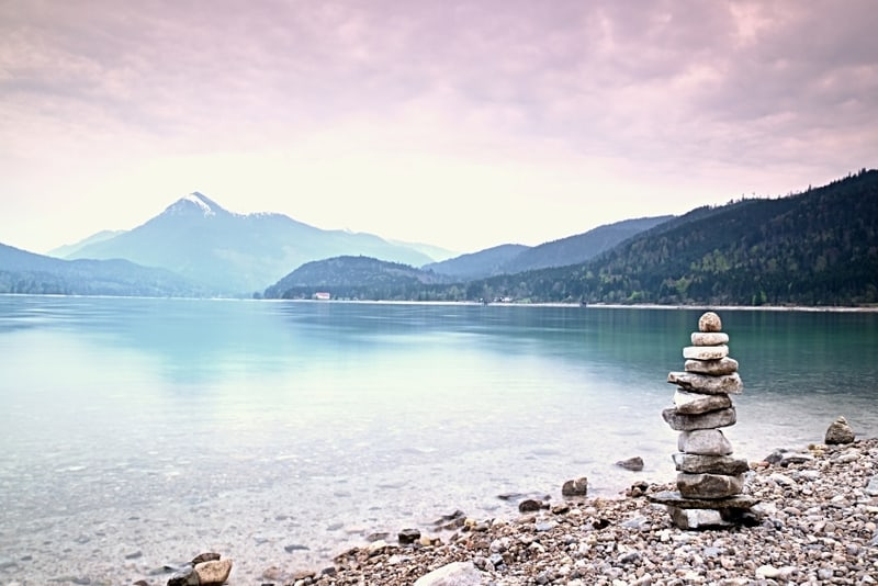 stone on shore | how to understand your investments