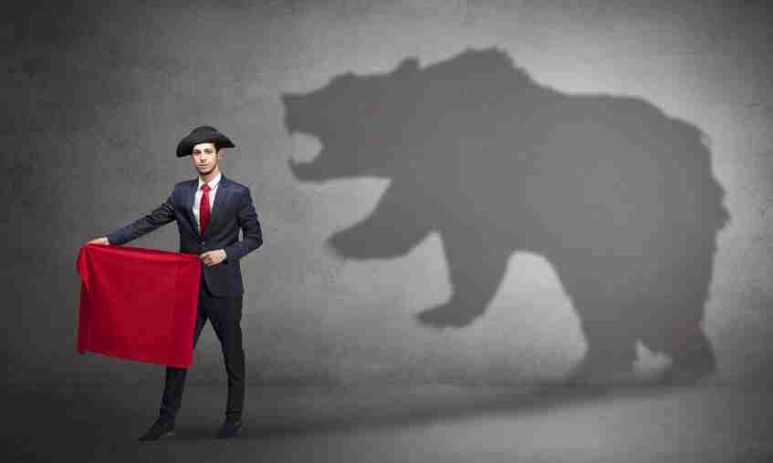 matador bear | problems with hiring a financial advisor