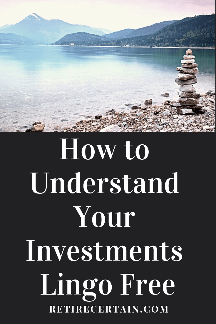 how to understand your investments