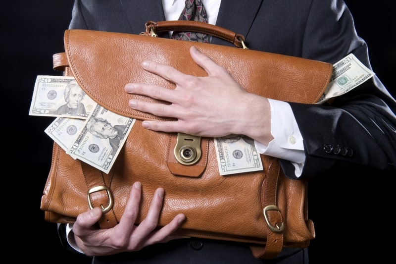 money briefcase | how to manage wealth