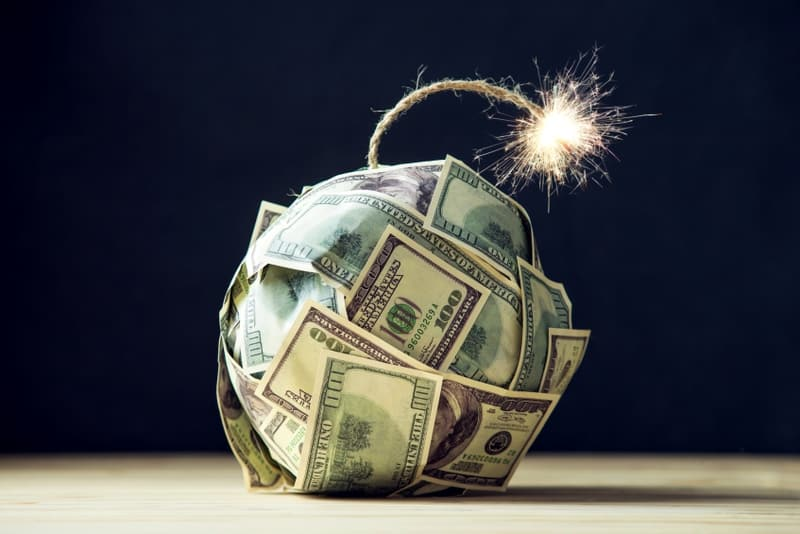 money bomb | what are the risks of bonds