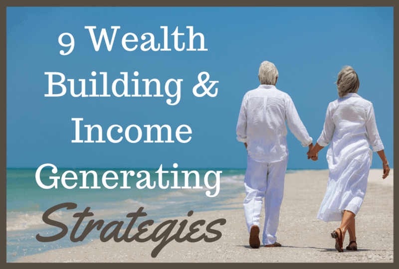 wealth building income generating ebook