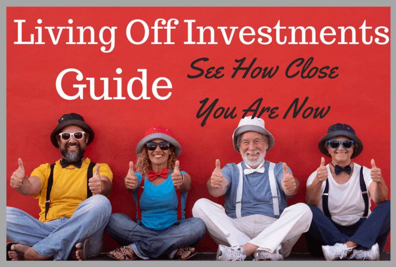 living off investments guide