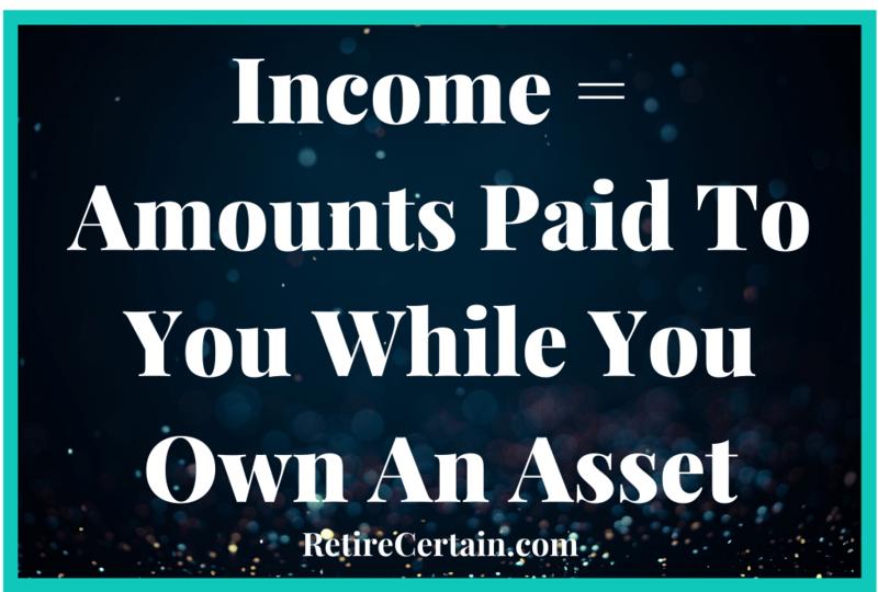 Income defined