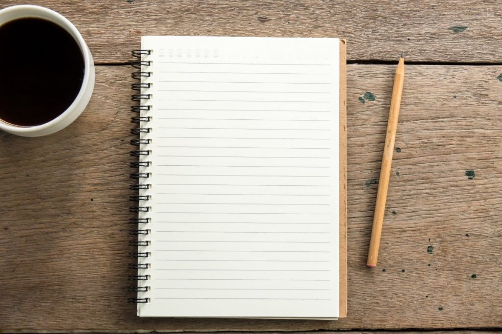notebook for advanced investing strategy
