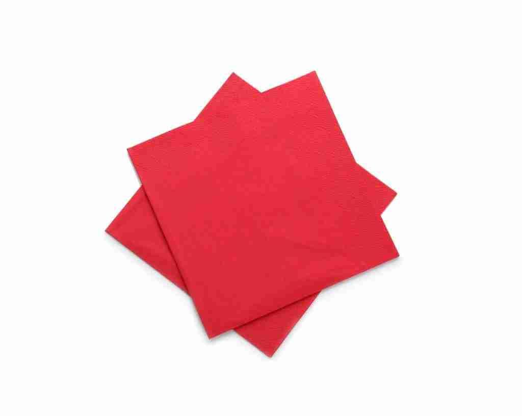 cocktail napkin investing method