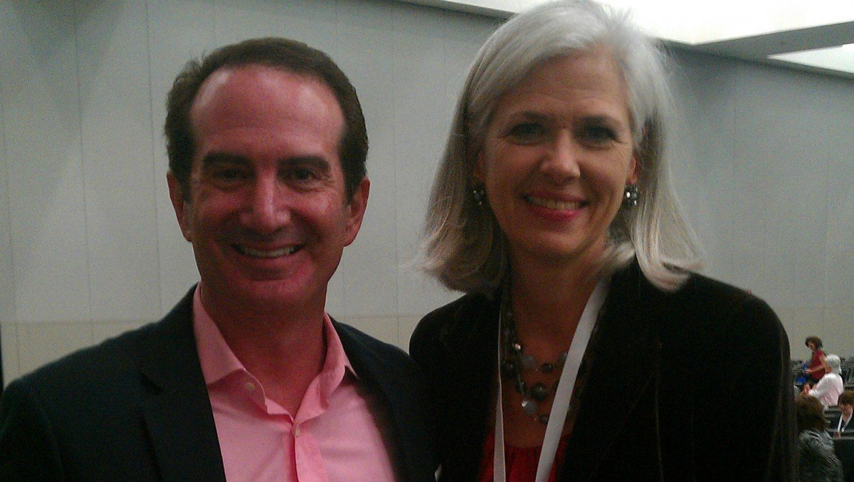 David Bach and Camille Gaines